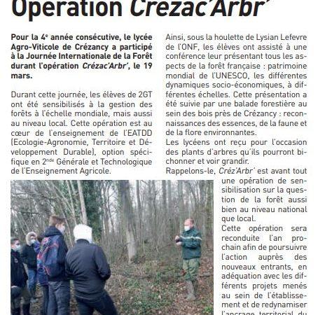 Crézac' Arbr'